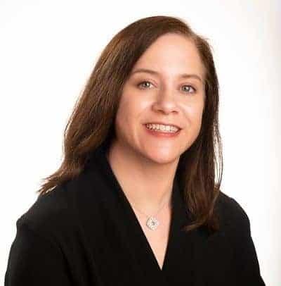 Podiatrist Dr. Erika Schwartz