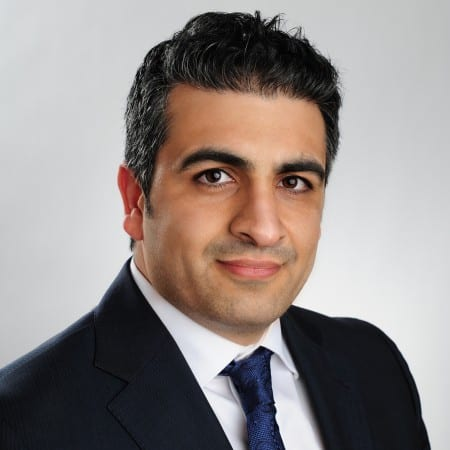 Podiatrist Dr. Mo Esmaili DPM