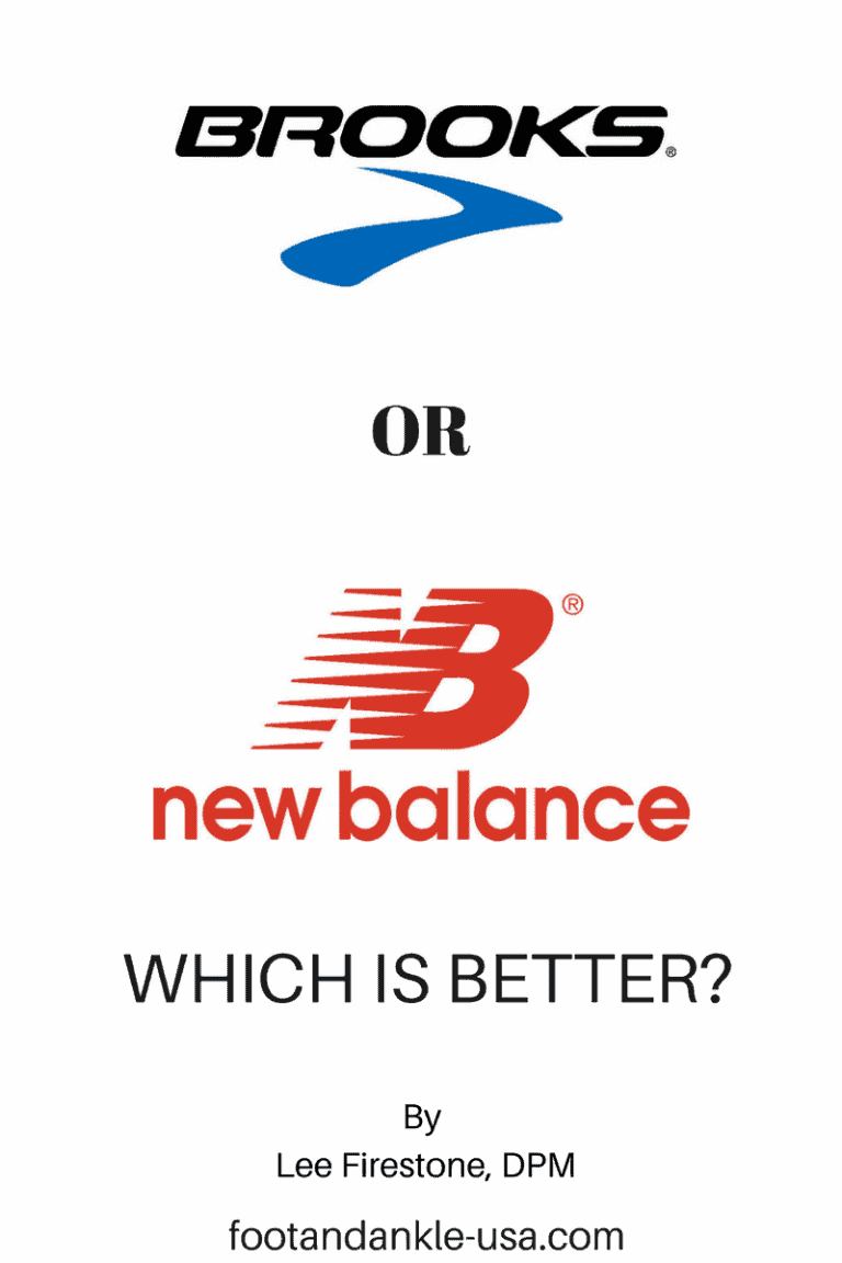 Brooks or New Balance: Which is Better? Blog Piece