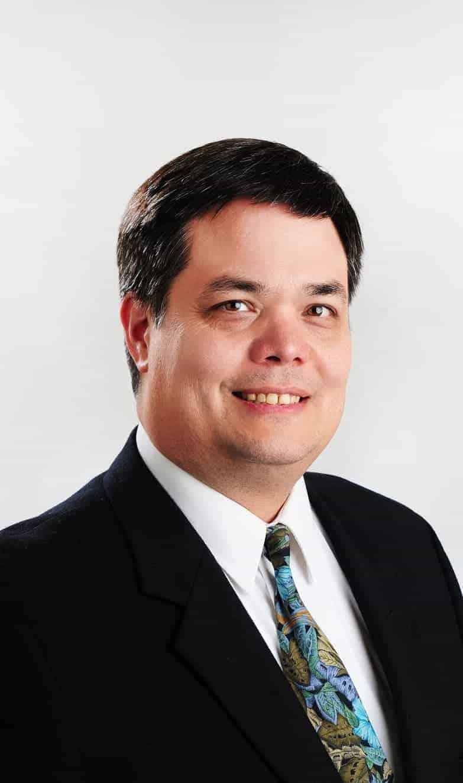 Podiatrist Dr. Stewart Chang