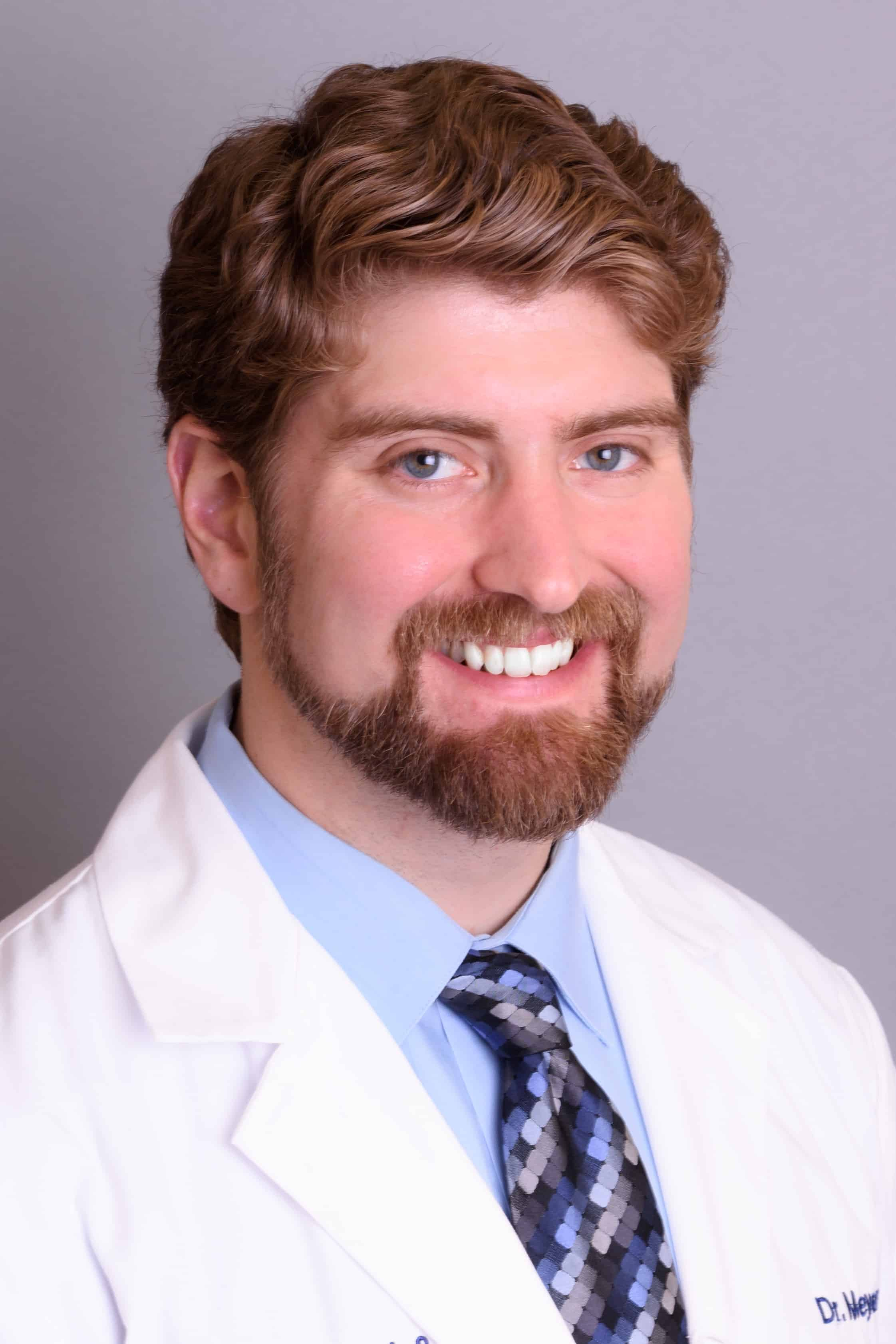 Foot and Ankle Surgeon Dr. Jordan Meyers