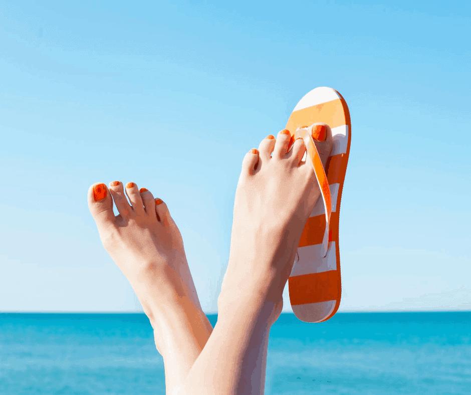 Podiatry Flip Flops